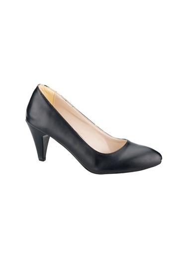 Polaris 91.309022.Z 1Fx Kadın Gova Ayakkabı Siyah